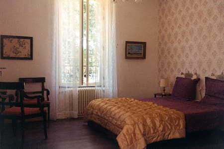 Grote kamer 3 bedden: 2x90x200+130 - Marigny-sur-Yonne, Bourgogne