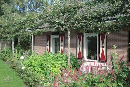 Achterhuis Hamingen, - Staphorst