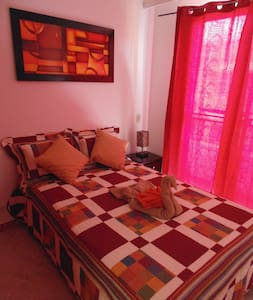 (#6) Single, Balcony shared bathroom - Medellin - Appartamento