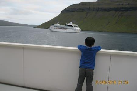lejlighed i Kollefjord - Kollafjørður