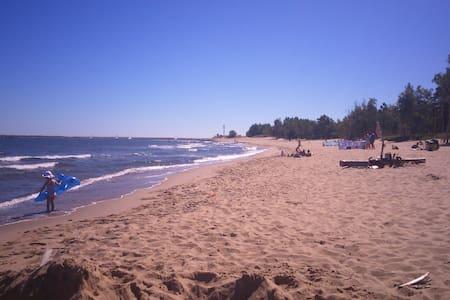 Mieszkanie nieopodal pięknej plaży