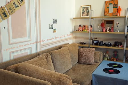 Big & clean apartment in nice area
