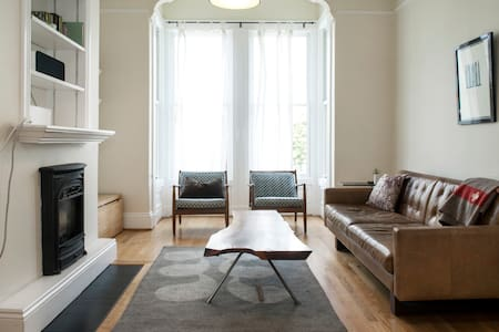 Victorian home in Duboce Triangle - San Francisco - House