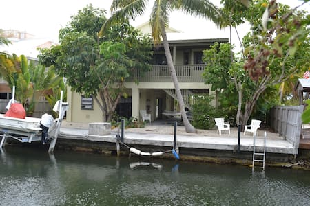 Waterfront House - Big Pine Key  - Ház