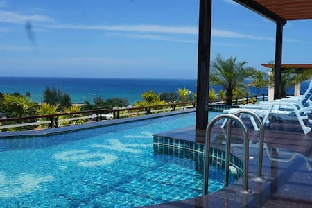 Sea view condo Karon Beach Phuket