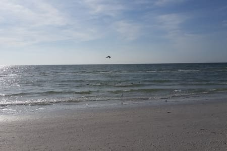 Sanibel Beach Condo -You'll love it