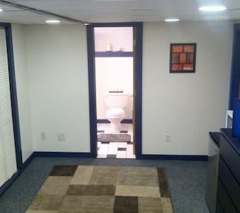 Private 450sf apartment O'Hare 8min