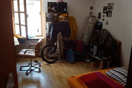 Ready-to-live room in center - Deggendorf - Apartamento