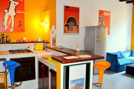 Cheche's home - Bergamo - Apartment