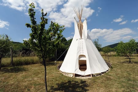 Tipi2 adventure in central Slovakia - Tipi