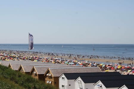 Holiday at the Boulevard of Katwijk - Wohnung