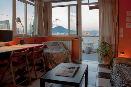 Cool Apartment in Naples - Flat