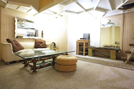 Feel at home in this private loft! - Brooklyn - Loft