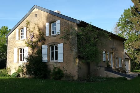 La Maison Rose - House