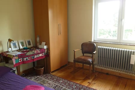 Belle et petite chambre - Rhode-Saint-Genèse - Ház