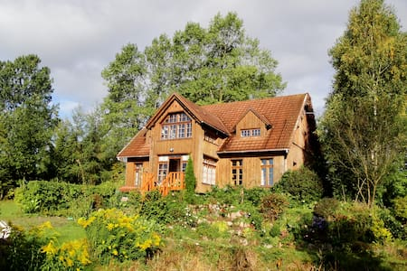 Ferien in der Kaschubei - Borzestowska Huta