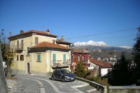 PRETTY ONE-BEDROOM LOFT TAGLIACOZZO - Tagliacozzo - Apartment