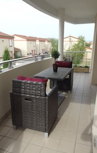 Beautiful quiet & bright apartment - Issoire - Byt