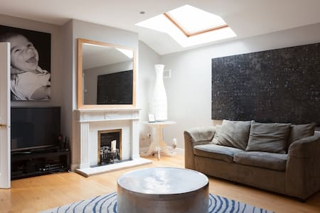 Exceptional home in upmarket Dublin
