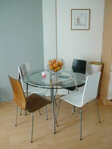 Design apartment in centre Leiden - Leiden - Apartment