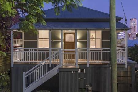 4 Bedroom House in Brisbane City