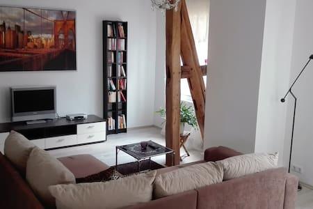 Appartement nahe ICE Bahnhof/Stadthalle Kassel - Kassel - Apartment