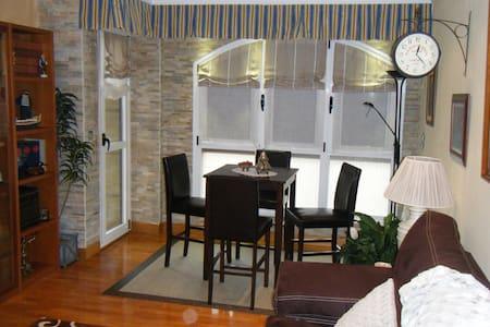 Acogedor apartamento centrico - Zarautz - Flat