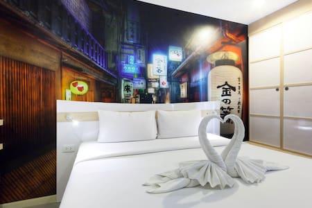 One Bedroom Japanese Theme