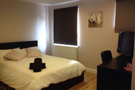 Luxury comfy en-suite double room