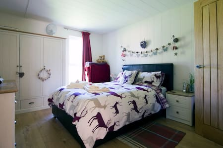 Hazel Lodge a luxury Cabin holiday - Outros