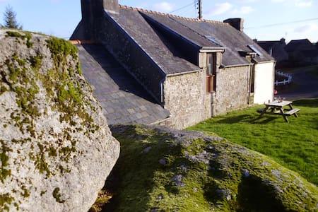 Holiday cottage near Huelgoat - Hus