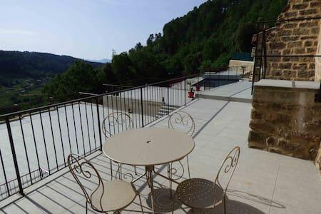 """""""La terrasse"""" à Gratte en Ardèche - Apartment"""