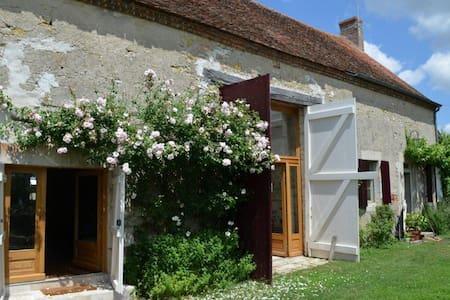"""LA THIBAUDE"" 58240 LIVRY (Bourgogne) - House"
