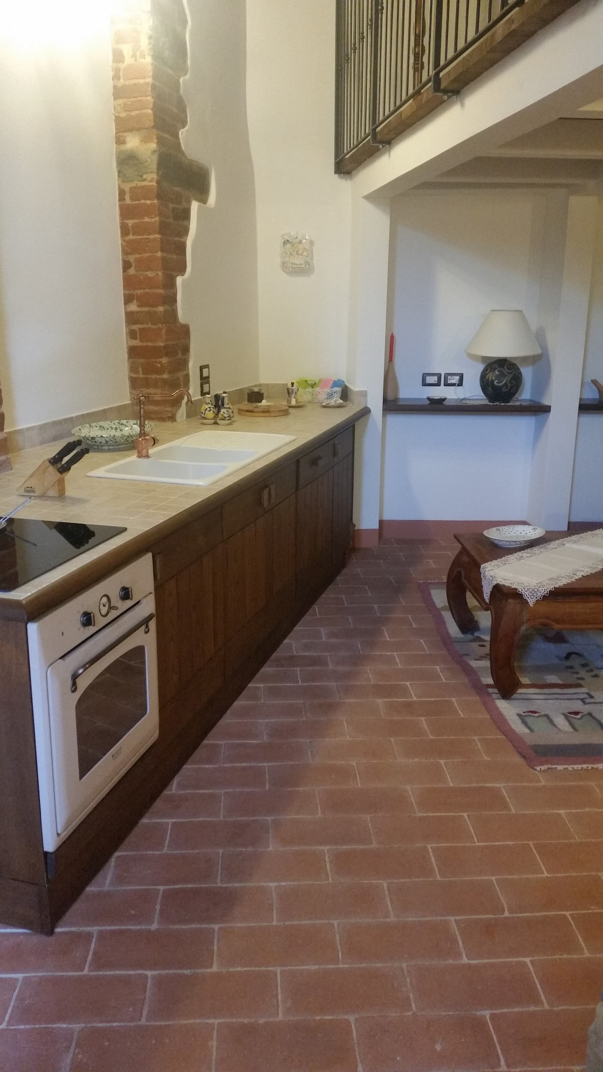 4 bedroom apartment in Panicale