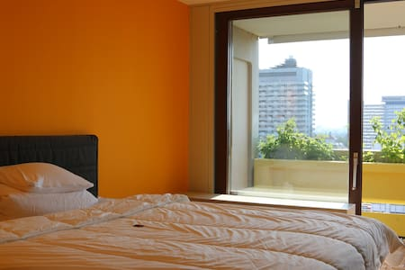 Bright room with a great view - Apartamento