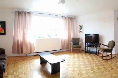 Chambre adjacente à la Vélo-Route - Appartamento