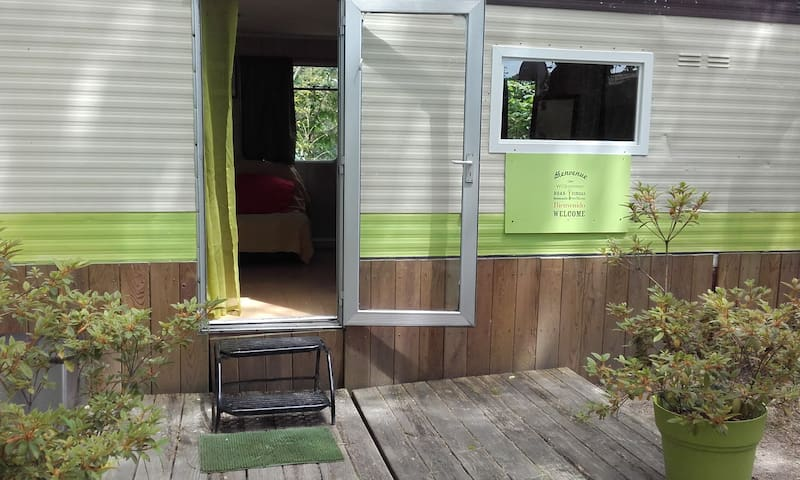 Loue mobil home sur terrain priv campers rvs for rent - Vivre en mobil home sur terrain prive ...