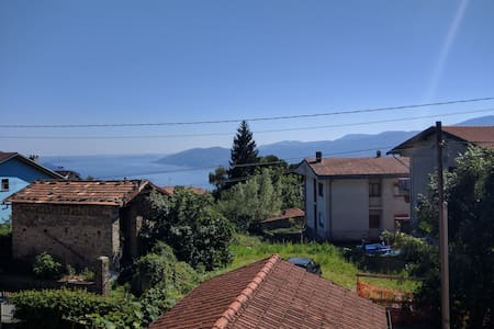Holiday on Lake Maggiore - Leilighet