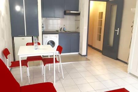 Furnished studio JuanLesPins Center - Antibes - Apartment