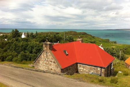 Cottage on the Applecross peninsula - Fearnmore - Hus
