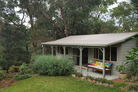 Rancho Relaxo: Granny Flat with Bush Outlook - Inny