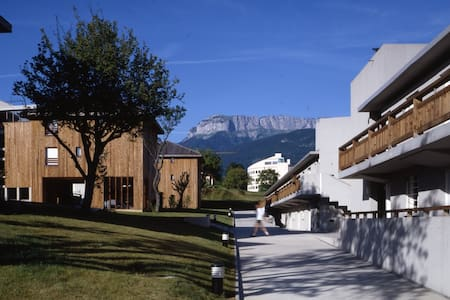 Location studio 23m² Residence sur campus - Annecy-le-Vieux - Wohnung