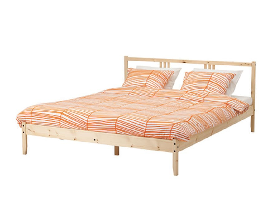 Small bedroom Brand NEW bed and mattress medium firm