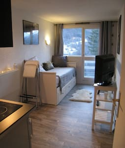 Lovely studio at Serre Chevalier