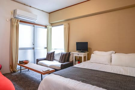 ShinOsaka 5min! Spacious & Relaxing - Wohnung