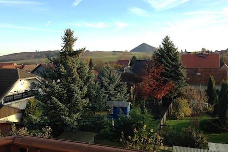 Wunderschöne Ferienwohnung im Südharz - Appartement