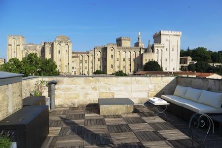 Intra-muros Terrasse entièrement privée Vue unique - Apartment