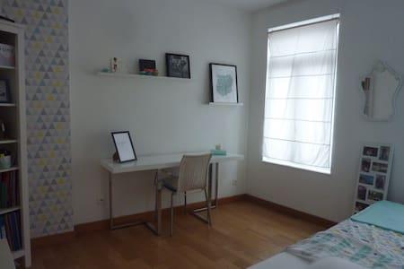 Jolie chambre & maison spacieuse prox Valenciennes - Dům