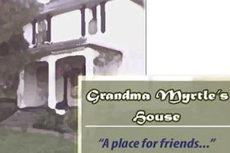 Comfortable, cozy, guesthouse Rm2&3 - Casa