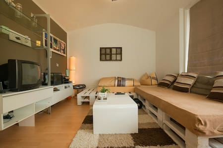 City-Apartment im Industrie-Style - Chemnitz - Apartment